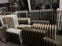 Old style NYC radiators!