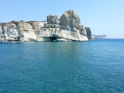 Paliochori Beach Milos