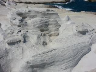 Sarakiniko Beach, Milos