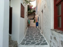 Narrow Street, Milos