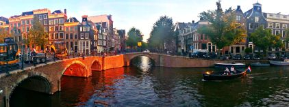 Panoramic Amsterdam