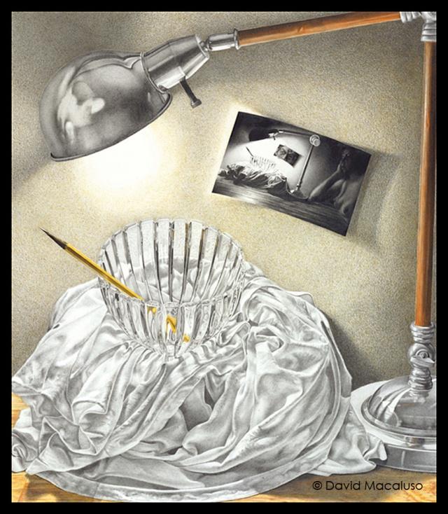 Reflection by David Macaluso